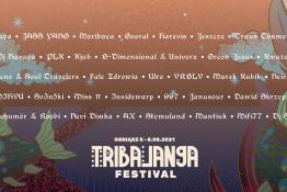 Goniądz Wydarzenie Koncert Tribalanga Festival 2021