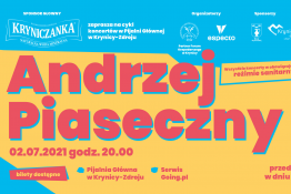 Krynica-Zdrój Wydarzenie Koncert KŹK 2021 :: Andrzej Piaseczny