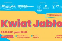 Krynica-Zdrój Wydarzenie Koncert KŹK 2021 :: Kwiat Jabłoni