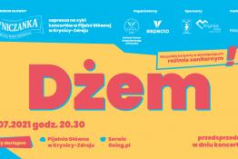 Krynica-Zdrój Wydarzenie Koncert KŹK 2021 :: Dżem