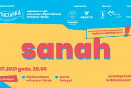 Krynica-Zdrój Wydarzenie Koncert KŹK 2021 :: sanah