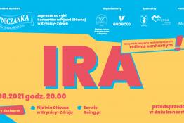 Krynica-Zdrój Wydarzenie Koncert KŹK 2021 :: IRA
