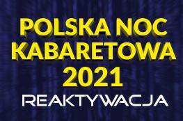 Olsztyn Wydarzenie Kabaret Polska Noc Kabaretowa Reaktywacja