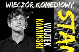 """Krosno Wydarzenie Stand-up Stand-up: Wojtek Kamiński, Michał """"Mimi"""" Zenkner"""