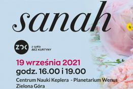 Zielona Góra Wydarzenie Koncert Sanah