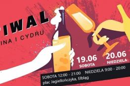 Elbląg Wydarzenie Festiwal Festiwal Piwa Wina i Cydru