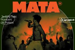 Warszawa Wydarzenie Koncert Mata