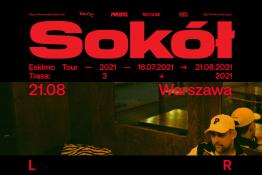 Warszawa Wydarzenie Koncert Sokół - Eskimo Tour /Warszawa