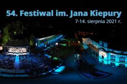 Krynica-Zdrój Wydarzenie Festiwal 54. Festiwal im. Jana Kiepury