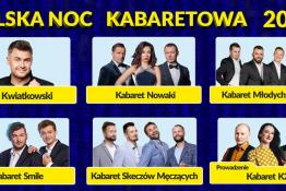Toruń Wydarzenie Kabaret Polska Noc Kabaretowa/ Toruń