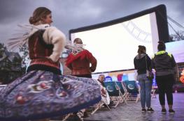 Zakopane Wydarzenie Kulturalne Kino Letnie w Zakopanem: Sherlock Holmes
