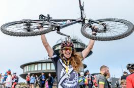 Karpacz Wydarzenie Zawody rowerowe 31. Uphill Race Śnieżka