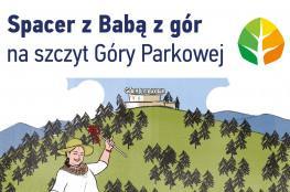 Krynica-Zdrój Wydarzenie Rozrywka Spacer z Babą z gór na szczyt Góry Parkowej