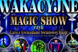 Kołobrzeg Wydarzenie Widowisko Wakacyjne Magic Show/ Kołobrzeg