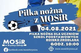 Krynica-Zdrój Wydarzenie Sporty drużynowe Wakacyjny turniej piłki nożnej dla Szkół Podstaw.