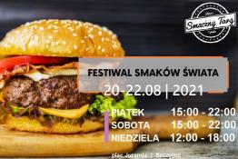 Szczytno Wydarzenie Festiwal Festiwal Smaków Świata w Szczytnie
