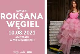 Międzyzdroje Wydarzenie Koncert Roksana Węgiel