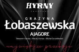 Zakopane Wydarzenie Koncert Grażyna Łobaszewska Największe Przeboje