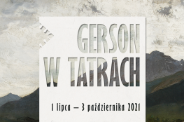 Zakopane Wydarzenie Wystawa Gerson w Tatrach