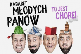 Władysławowo Wydarzenie Kabaret Kabaret Młodych Panów