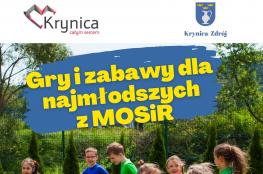 Tylicz Wydarzenie Imprezy Sportowe Gry i zabawy dla najmłodszych z MOSiR