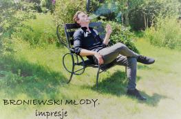 """Warszawa Wydarzenie Spektakl Teatr Temat - """"Broniewski Młody. Impresje"""""""