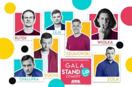 Poznań Wydarzenie Stand-up Gala Stand-up Comedy