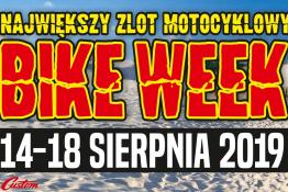 Łeba Wydarzenie zlot motocyklowy Bike Week Łeba - Międzynarodowy Zlot Motocyklowy