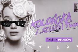 Kraków Wydarzenie Koncert sanah | Kolońska i szlugi Tour | Kraków