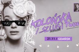 Gdańsk Wydarzenie Koncert sanah • Kolońska i szlugi Tour • Gdańsk/Sopot