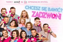 Lublin Wydarzenie Spektakl Chcesz się bawić? Zadzwoń!