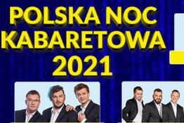 Bydgoszcz Wydarzenie Kabaret 05.11.2021 • Bydgoszcz • Polska Noc Kabaretowa 202