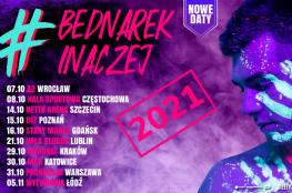 Łódź Wydarzenie Koncert Kamil Bednarek- Inaczej