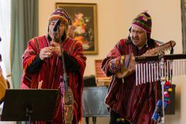 Sędziszowa Wydarzenie Rozrywka Weekendowe warsztaty z muzyką i kulturą Peru