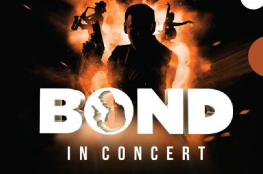 Gdańsk Wydarzenie Koncert 14.10.2021 BOND In Concert   Gdańsk, Filharmonia