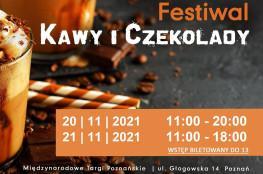 Poznań Wydarzenie Festiwal Festiwal Kawy i Czekolady