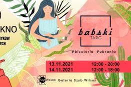 Katowice Wydarzenie Targi Babski Targ / Ekopiękno ❤