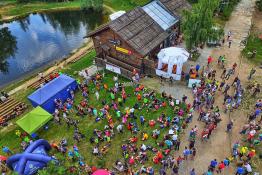 Szklarska Poręba Wydarzenie Bieg Połowa Przejścia Dookoła Kotliny Jeleniogórskiej