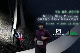 Kraków Wydarzenie Bieg Nocny Bieg Premium Grand Prix Krakowa