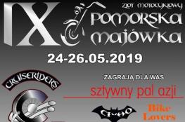Wąglikowice Wydarzenie zlot motocyklowy IX POMORSKA MAJÓWKA