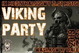 Wasilków Wydarzenie zlot motocyklowy Viking Party 2019