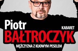 Kraków Wydarzenie Kabaret Piotr Bałtroczyk w Kinie Kijów Centrum w Krakowie