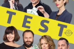 Kraków Wydarzenie Kabaret Przedstawienie teatralne ''TEST'' w Krakowie