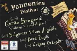 Barcice Wydarzenie Festiwal PANNONICA FESTIVAL 29-31 VIII 2019 BARCICE K/STARE