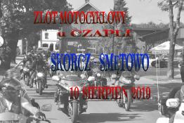 """Smętowo Graniczne Wydarzenie zlot motocyklowy VII ZLOT MOTOCYKLOWY """"U CZAPLI"""""""
