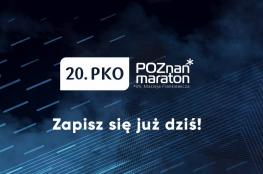 Poznań Wydarzenie Bieg 20.PKO Poznań Maraton im. Macieja Frankiewicza