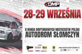 Grójec Wydarzenie Widowisko RD6 - Driftingowe Mistrzostwa Polski 2019