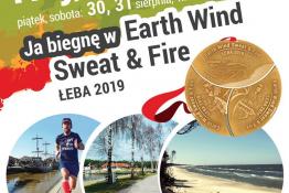 Smołdzino Wydarzenie Bieg Maraton Earth Wind Sweat & Fire Łeba 2019