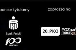 Poznań Wydarzenie Bieg Maraton 20 lat PKO