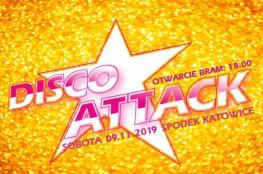 Katowice Wydarzenie Festiwal DISCO ATTACK